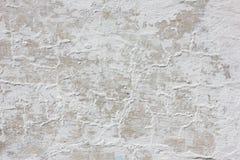 Textura velha da parede, parede suja da casa velha fotografia de stock