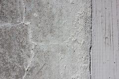 Textura velha da parede, parede suja da casa velha imagens de stock