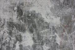 Textura velha da parede, parede suja da casa velha fotos de stock royalty free