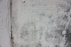 Textura velha da parede, parede suja da casa velha imagens de stock royalty free