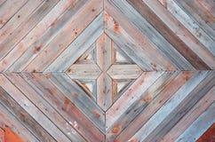 Textura velha da porta Foto de Stock