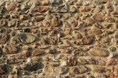 Textura velha da rocha, fundo Imagem de Stock