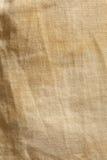 Textura velha da tela Imagens de Stock Royalty Free