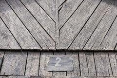 Textura velha de uma árvore, produtos de madeira de uma placa. Fotos de Stock