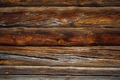 Textura velha do corte da madeira Fotos de Stock Royalty Free