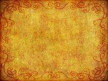 Textura velha do fundo da tela Fotografia de Stock Royalty Free