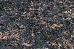 Textura velha do granito da oxidação Fotografia de Stock