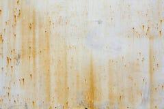 Textura velha do metal. Fotos de Stock