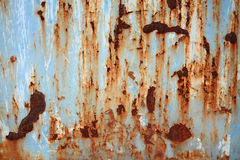 Textura velha do metal Imagem de Stock