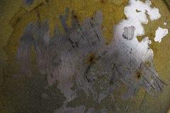 Textura velha do metal fotos de stock royalty free