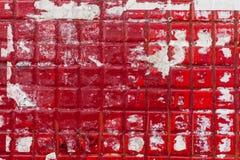Textura velha do mosaico Fotos de Stock