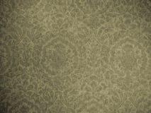 Textura velha do papel de parede Fotos de Stock