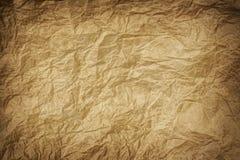Textura velha do papel do carboard Imagem de Stock
