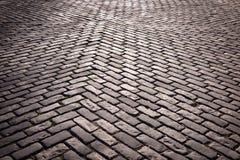 Textura velha do pavimento imagem de stock royalty free