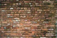 Textura velha do tijolo Fotografia de Stock