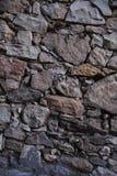 Textura velha e fundo da parede de pedra Fundo da parede da rocha Imagem de Stock