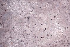 Textura velha, muro de cimento cinzento Foto de Stock Royalty Free