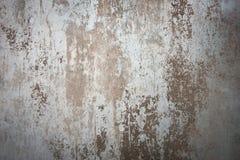 Textura velha rachada da parede Foto de Stock Royalty Free