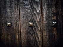 Textura velha, suja, de madeira da prancha Fotografia de Stock Royalty Free