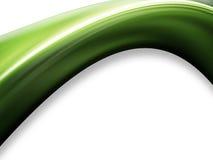 Textura verde 3d Fotos de archivo libres de regalías