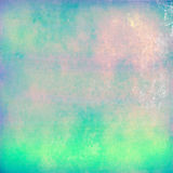 Textura verde abstracta del fondo Fotografía de archivo libre de regalías