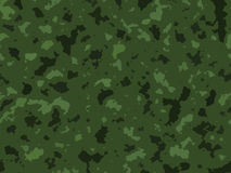 Textura verde camuflar do exército da selva ilustração do vetor