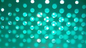 Textura verde clara del fondo de Bokeh imágenes de archivo libres de regalías