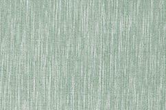 Textura verde da tela Imagens de Stock Royalty Free