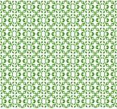 Textura verde das flores Fotografia de Stock