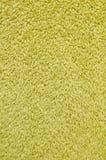 Textura verde de lãs Imagens de Stock