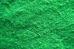 Textura verde de la alfombra Fotografía de archivo