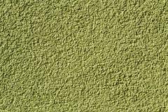 Textura verde de la fachada Imágenes de archivo libres de regalías