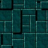 Textura verde de la pared Imagen de archivo