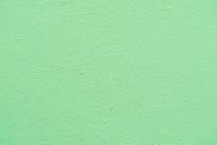 Textura verde de la pared para el fondo Fotografía de archivo
