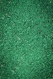 Textura verde de la superficie de la carretera Foto de archivo