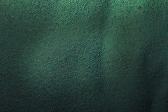 Textura verde de matéria têxtil Fotografia de Stock Royalty Free