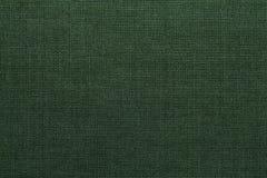 Textura verde de matéria têxtil Imagens de Stock Royalty Free