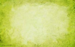 Textura verde del fondo Foto de archivo libre de regalías