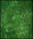 Textura verde del grunge Foto de archivo libre de regalías