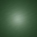 Textura verde del metal Fotos de archivo