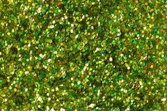 Textura verde do brilho no macro foto de stock royalty free
