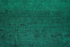 Textura verde do metal Fotos de Stock