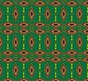 Textura verde dos testes padrões dos fundos sem emenda Foto de Stock Royalty Free