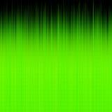 Textura verde e preta da onda Fotografia de Stock Royalty Free