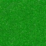 Textura verde efervescente do fundo do brilho Fotografia de Stock