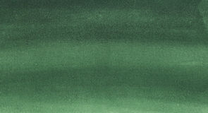 Textura verde oscuro de la acuarela Imagen de archivo libre de regalías