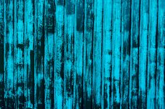 Textura verde oxidada oscura del metal Efecto del vintage foto de archivo libre de regalías