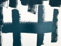 Textura verde real oscura 01 del rodillo ilustración del vector