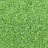 Textura verde tejida de la alfombra Imágenes de archivo libres de regalías