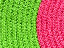 Textura verde y rosada del tono dos del fondo para el área de texto Fotografía de archivo libre de regalías